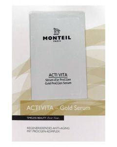 Monteil proefje Acti-Vita Gold ProCGen Serum, 3ml