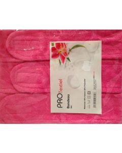 Pro textiel bandeau Roze 3 stuks