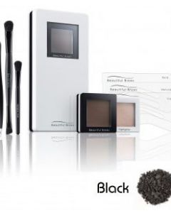 Beautiful Brows kit black