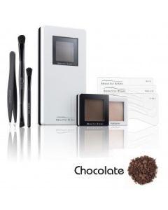 Beautiful Brows kit chocolate