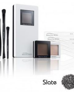 Beautiful Brows kit slate