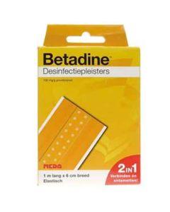 Betadine Desinfectiepleiters 6cm x 1m