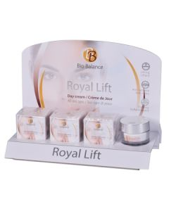 Bio Balance Royal lift display 8x50ml + tester
