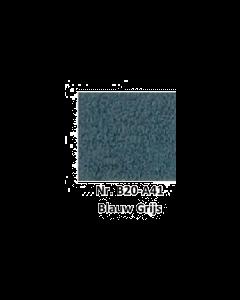 Badstof hoes voor armleuning universeel 2st Blauw-grijs