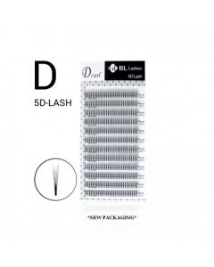Blink 5D volume D-curl 0.70 12mm.
