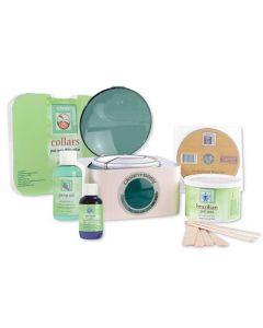 Clean & Easy Brazilian wax starter kit
