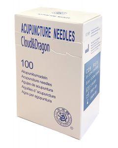 C&D acupuntuurnaalden 0.20x15mm gesiliconiseerd 100st