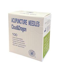 C&D acupuntuurnaalden 0.14x13mm staal 200st