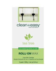 Clean & Easy Harspatroon Tea tree large 3st