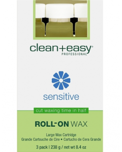 Clean & Easy Harspatroon Azuleen (sensitive) large 3st