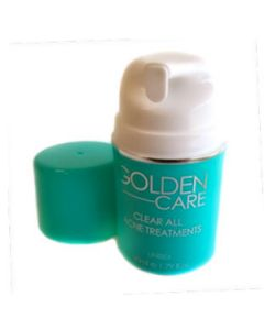Golden Care Clear acne 50ml