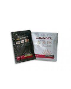 Lavagel - deep heat, 10 stuks