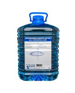 Gedemineraliseerd water 5-8mu, 5 liter