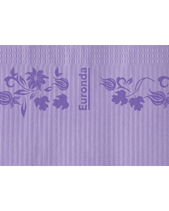 Monoart professional towels towelup floral lila 500st