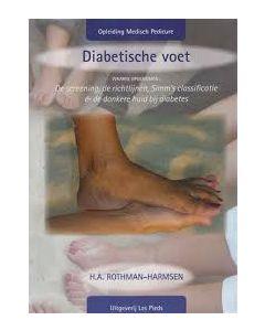 Boek Diabetische deel 1 Voetverzorging