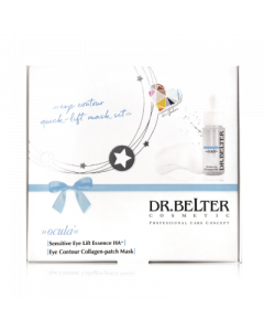 Dr. Belter Ocula eye contour quick-lift mask set, kerst