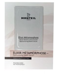 Monteil proefje Elixir Metam. Restr. Elastin Serum, 3ml