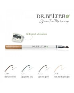 Dr. Belter eye & brow definer - green glow