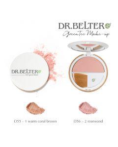 Dr. Belter feel good blush nr. 1 - coral brown