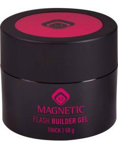 Magnetic Flash Gel Thick Builder gel clear 50g
