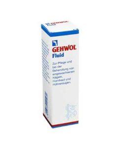 Gehwol Fluid (ingegroeide nagels-eelt-likdoorns) 15ml