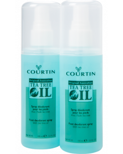 Courtin Foot deodorant spray 100ml