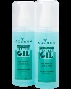 Courtin Foot deodorant spray 100ml