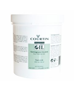Courtin Foot scrub 475gr