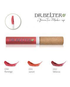 Dr. Belter glossy lip finish - flamingo