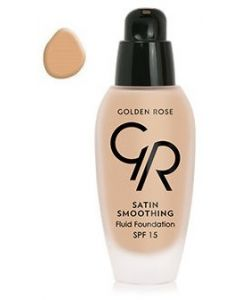 GR Satin Smoothing Fluid Foundation 34