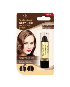 Grey Hair touch-up stick 02 - dark brown