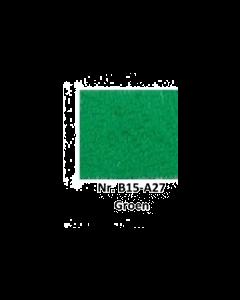 Badstof hoes voor armleuning universeel 2st Groen