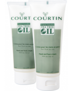 Courtin Hand & foot crème 100ml