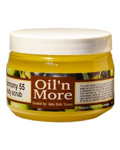 Oil 'n More Harmony 55 Scrub 250ml