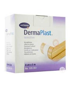 Dermaplast sensitive 4cm x 5m