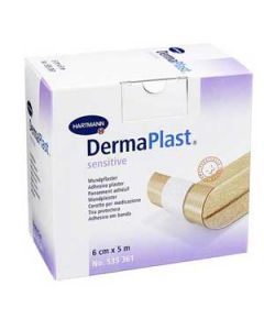 Dermaplast sensitive 6cm x 5m