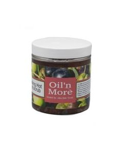 Oil 'n More Healing Hot Foot Scrub