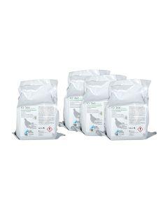 Dürr FD 366 Sensitive wipes 20x30cm  4x 100st