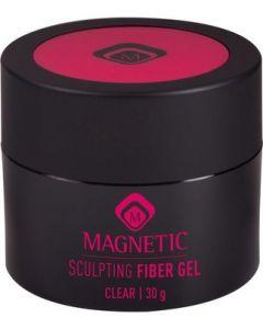 Magnetic Fiber Sculpting Gel clear 30 g