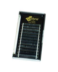 Cobra Russian volume lashes C-curl 0.07 mix 7-13mm