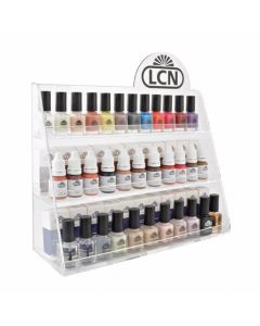 LCN Display leeg voor PMU/ Nailcare/ Nailpolish