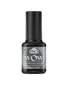 LCN WOW Hybrid Gel Polish Black pearls 8ml