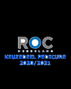 ROC Nijmegen Schoolpakket Keuzedeel Pedicure Student