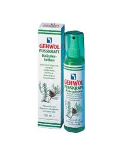 Gehwol Fusskraft kruidenlotion 150ml