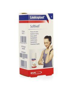 Leukoplast softivel pleisterspray 30ml