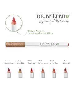 Dr. Belter lip definer - vintage rose