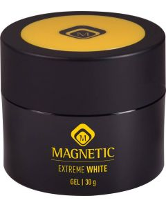 Magnetic Extreme White One Coat French Gel 30 g