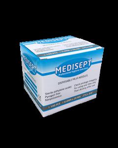 Medisept Disposable milia naalden steriel 27G 0.4mm x 20mm 1