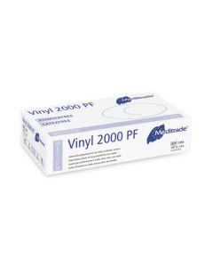 Meditrade Vinyl handschoenen maat M 100st