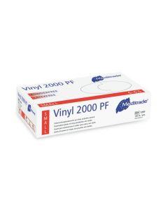 Meditrade Vinyl handschoenen maat S 100st